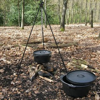 Dutch Oven Forest Schools
