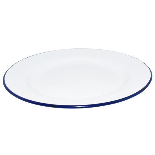 Enamel Camping Plate