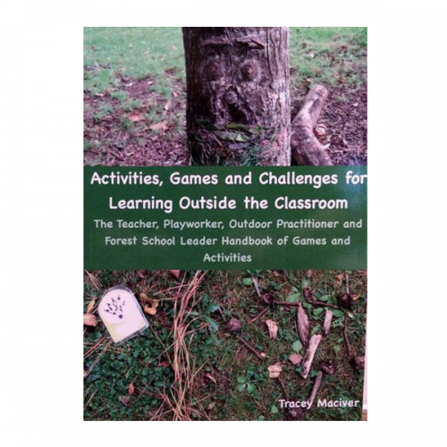 Forest Schools Activities Book
