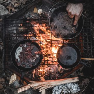 Forest Schools Cooking