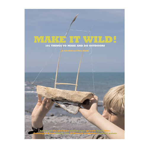 Make It Wild Outdoor Activities Book