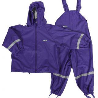 Purple front